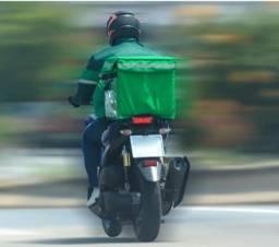 Motoboy ou motogrill para delivery