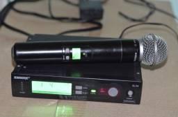 Microfone Shure Beta SLX 58