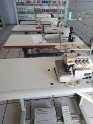 Vendo maquinas de costura industrial a partir de 850
