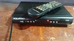 Conversor HDTV para qualquer televisor Sinal Analógico