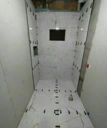 Contrato azulejista para reforma de um banheiro