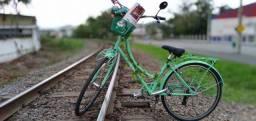 Bike feminino retro
