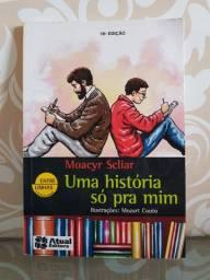 """Livro """"Uma história só pra mim"""""""