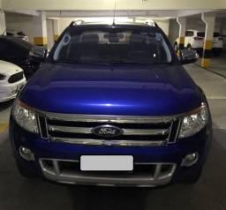 Ford Ranger Limited 4X4 Diesel 15/15 ? Único Dono