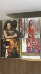 CDs Daniela Mercury / CDs Diana Krall / CDs Disquinho (Estórias)