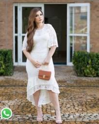Vestido Midi Mullet