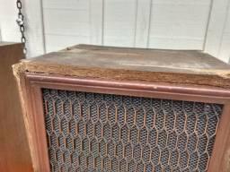 Vendo um par de caixas de som vintages polivok