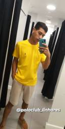 Camisas masculinas básicas