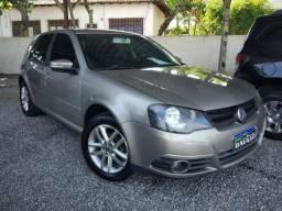 Volkswagen - Golf 1.6 Sportline -2012 - Com Gnv
