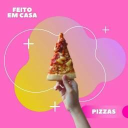 Pizza GRANDE 20,00+coca de 1L por 25,00 mais a taxa