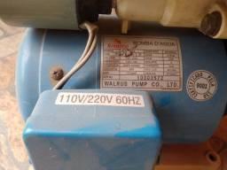 Bomba de d'água com pressurizador