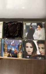 CDs Sandy & Junior