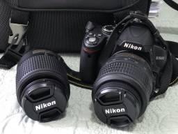 Camera fotografia Nikon D3000