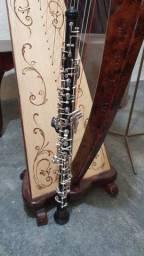 Oboe de madeira