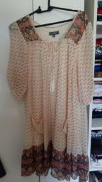 Lindo vestido (ou vestleg) trazido dos EUA Umgee M