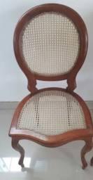 Cadeiras medalhão Relíquia
