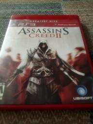 Assassina Creed II PS3 (troco)