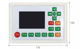 Placa Controladora ruida Cpu Rd-6442-g