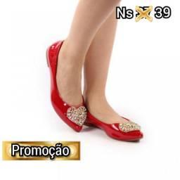 Sapatilhas confort em promoção