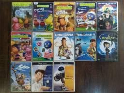 26 dvds infantil original