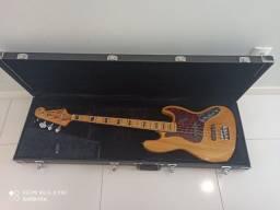 Hard case ( Rockcase - by Warwick)