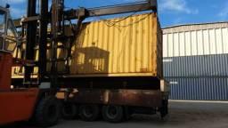 Unidades de containers no RJ