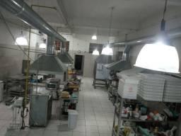 Fábrica de salgados e congelados para grande produçao .