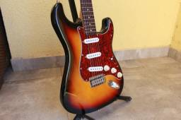 Guitarra Squier SE Sunburst