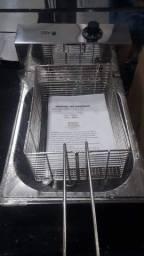 Fritadeira elétrica na promoção