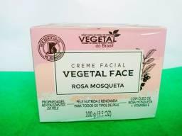 Produtos para pele de rosa mosqueta