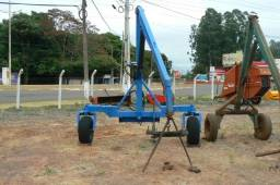 Guincho Big bag roda louca 2.000kg
