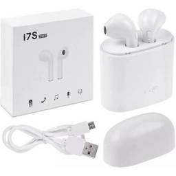 Fone De Ouvido I7s Tws Bluetooth 5.0 AirPods iPhone Android