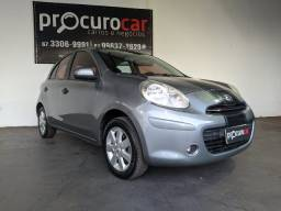 Nissan March SV 1.6 - 2012/2013