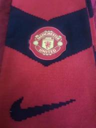 Cachecol Manchester United oficial.