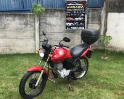 Honda - CG Fan 125 2013 vermelha KS