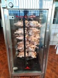Maquina de assa frango