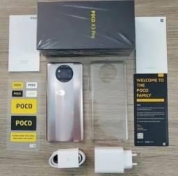 O melhor celular custoxbenefício Lacrado Novo e com 8/ram 256/de memória Poco X3 Pro