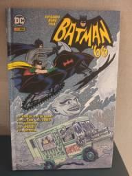 Livro HQ Batman edição especial '66 capa dura