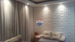 Apartamento com 3 dormitórios à venda, 85 m² por R$ 250.000,00 - Santa Amélia - Belo Horiz