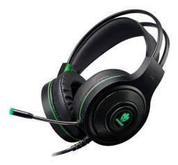 Headset Gamer EG-301gr verde