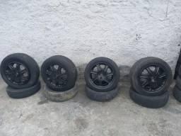 vendo jogo de rodas magnésio 15 Fiat original