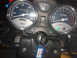 Suzuki intruder 2013