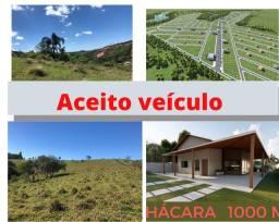 Entrada facilitada - terreno em Igarata