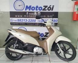 Honda Biz 125 Ex Branco