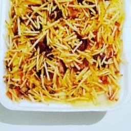 Batatas recheadas!! As melhores e suculentas de Sarandi-PR