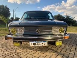 Brasília 1980 restaurada