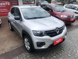 Renault Kwid Zen 1.0 12v 2018 completo