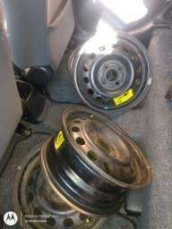 Roda De Ferro Aro 14 Gm