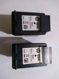 Cartucho HP 664 XL Black Novo Original