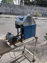 Garapeira, moinho de cana, moedor de cana, máquina de caldo de cana